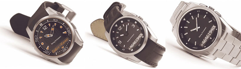 sonyericsson_bluetooth_watches