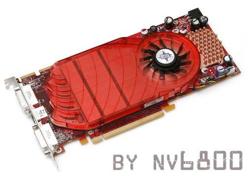 Radeon HD2950 detailněji