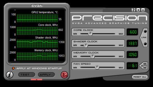 evga precision x software download