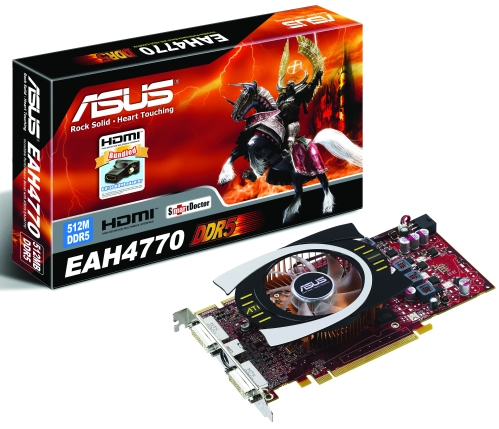 Přetaktovaný Radeon HD4770