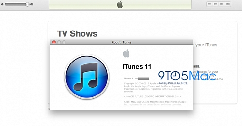 apple itunes 11 preview