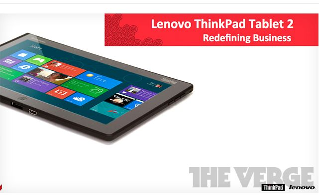 lenovo tablet2 1
