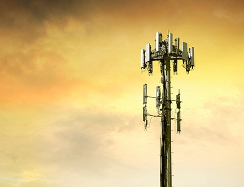 4g lte tower