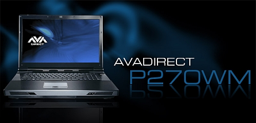 avadirect p270wm
