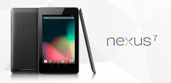 google nexus7 tablet