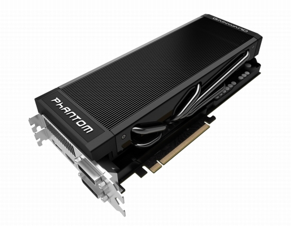 gainward GTX680phantom 2
