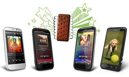 htc ice cream sandwich distribution