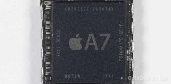 Apple A7chip 1