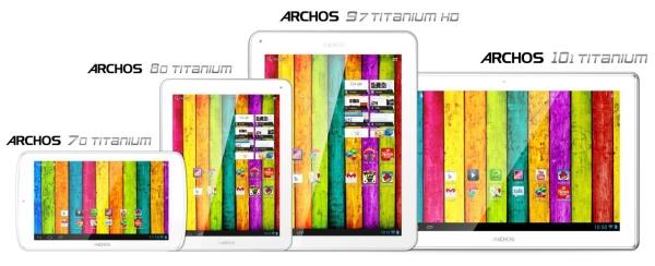 archos titaniumrange 1