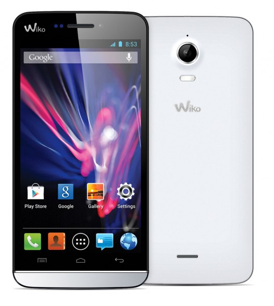 Wiko-Wax-White