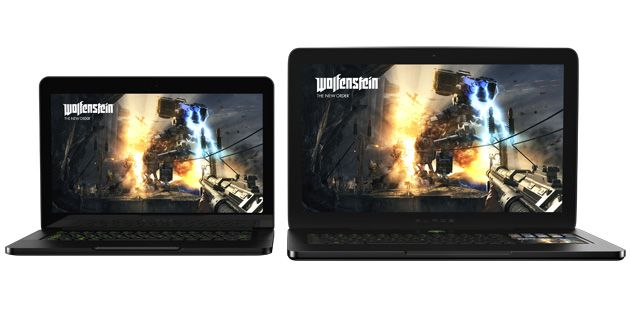 razer14 and 17 inch