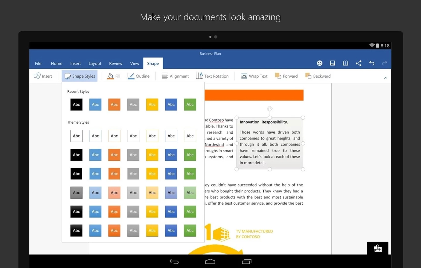 New Ms Office 2015