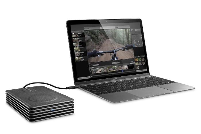 HD externo Seagate Innov8 8TB Bus-powered-Especificações