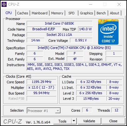 Haswell Build For Windows