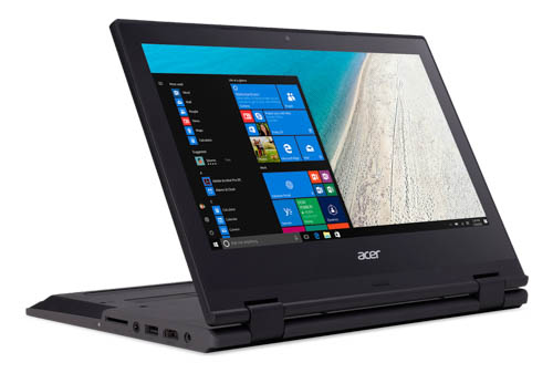 acer travelmate spin b1 b118