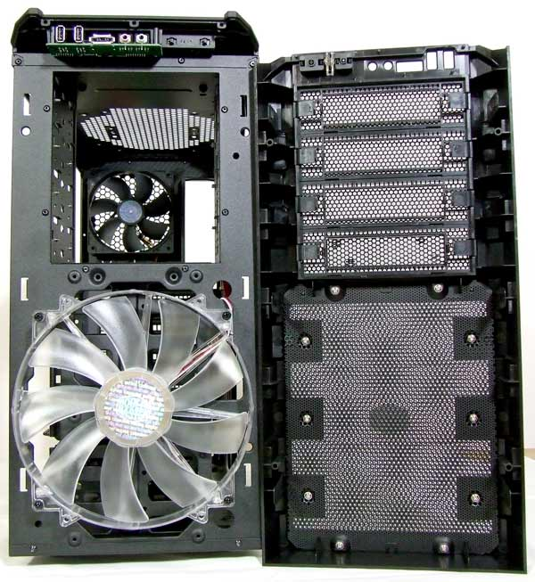 haf 912 plus front panel cooler master haf 912 plus tested  at panicattacktreatment.co