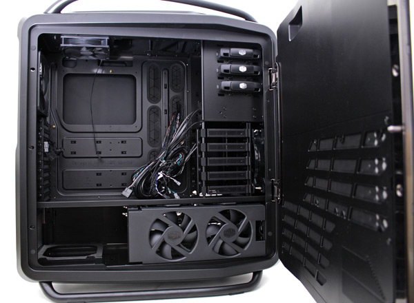 Cooler Master Cosmos II Ultra Tower reviewed