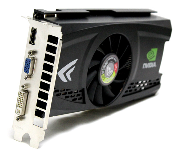 Обзор Point of View GeForce GTX 560 Ultra Charged