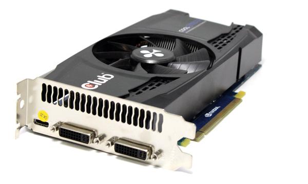 Обзор Club 3D GeForce GTX 560 CoolStream Edition