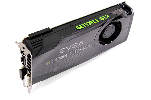 Тест EVGA GeForce GTX 670 FTW