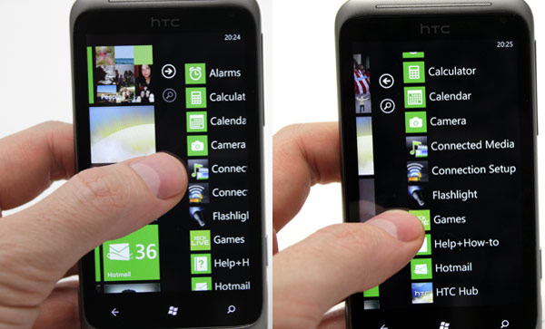 tested windows mobile
