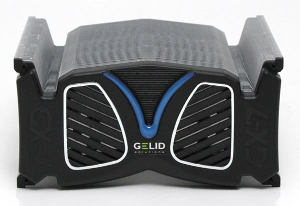 Обзор кулера Gelid Solutions GX-7
