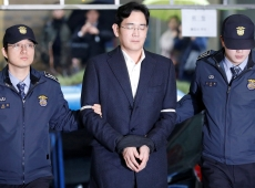 Samsung boss jailed for five years