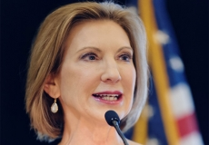 Right-wing blogs wade into Fiorina's HP past