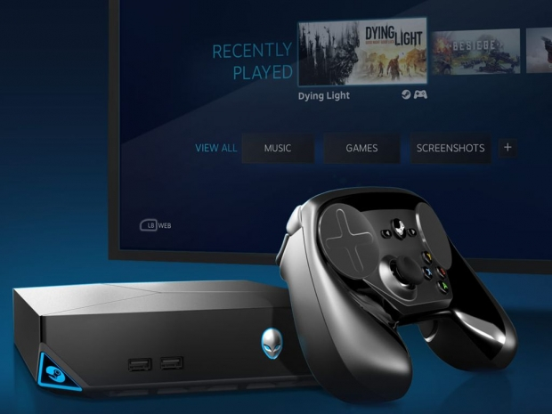 Valve's Steam Machine in the Shops in November