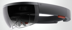 Microsoft introduce HoloLens glasses