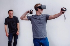 Facebook pitches affordable VR