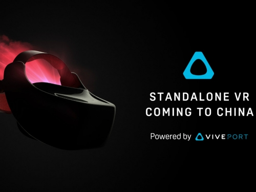 HTC VIVE announces Standalone VR headset
