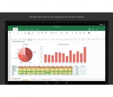 Microsoft Office for Android tablets now available