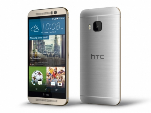 HTC M9 to get Android 5.1 in EMEA