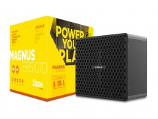 Zotac unveils Magnus EK and ER series compact PCs