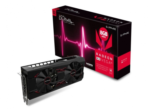 Sapphire's Radeon RX Vega 56 Pulse spotted online