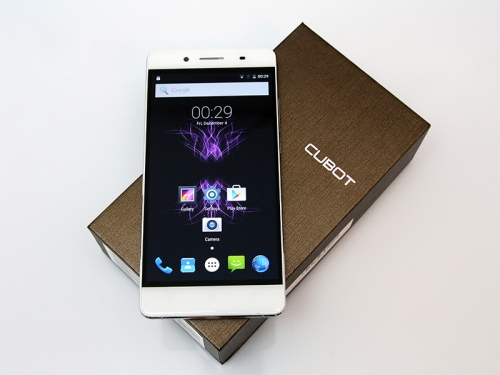 Wafer-thin Cubot X16 reviewed