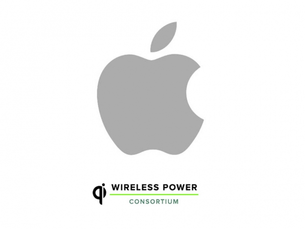 iPhone 8 converted to Qi wireless charging