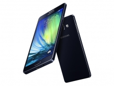 Samsung officially unveils metal unibody Galaxy A7