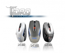 EVGA launches new TORQ X5 and TORQ X3 gaming mice