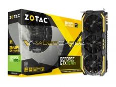 Zotac will make factory-overclocked GTX 1070 Ti