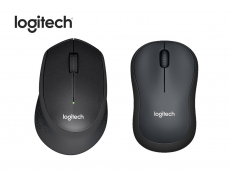 Logitech releases two quiet mice