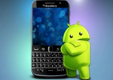 Blackberry confirms Android only future