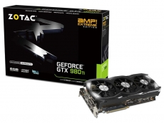 Zotac Geforce GTX 980 Ti AMP Extreme now selling