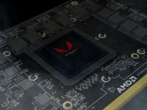 AMD Vega shows up well above MSRP