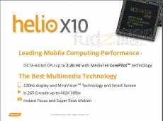 MediaTek's new SoC brand is Helio