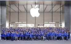 Apple is mostly white blokes