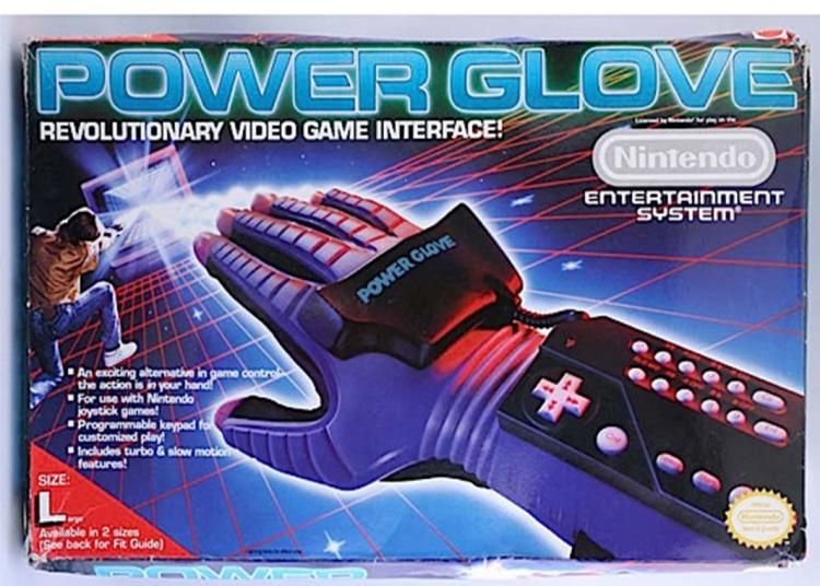 ArtStation - Power Glove, Shawn Cauchi | Power glove
