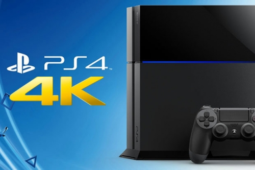 Sony confirms 4K playstation