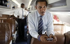 Blackberry loses Obama